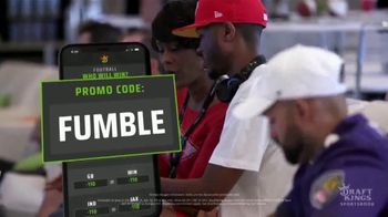 DraftKings Sportsbook TV Spot, '101 Points' - Thumbnail 5
