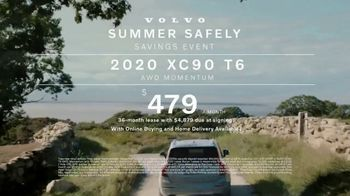 Volvo Summer Safely Savings Event TV Spot, 'Safety Above Everything: XC90' Song by Marti West [T2] - Thumbnail 9