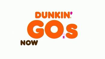 Dunkin' Go2s TV Spot, 'Now With Coffee' - Thumbnail 2