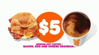 Dunkin' Go2s TV Spot, 'Now With Coffee' - Thumbnail 7