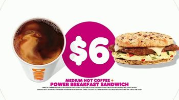 Dunkin' Go2s TV Spot, 'Now With Coffee' - Thumbnail 8