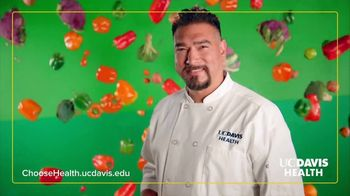 UC Davis Health TV Spot, 'Good Food'