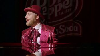 Dr Pepper & Cream Soda TV Spot, 'A Delicious Duet: Anthem' Featuring Justin Guarini
