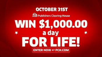 Publishers Clearing House TV Spot, 'Real People: $1,000 a Day' Featuring Terry Bradshaw - Thumbnail 10