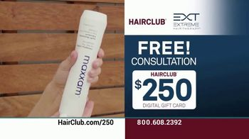 Hair Club EXT Extreme Hair Therapy TV Spot, 'Not Your Fault' Featuring Forrest Griffin - Thumbnail 9