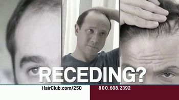 Hair Club EXT Extreme Hair Therapy TV Spot, 'Not Your Fault' Featuring Forrest Griffin - Thumbnail 2