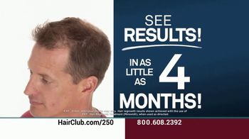 Hair Club EXT Extreme Hair Therapy TV Spot, 'Not Your Fault' Featuring Forrest Griffin - Thumbnail 3