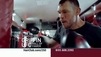 Hair Club EXT Extreme Hair Therapy TV Spot, 'Not Your Fault' Featuring Forrest Griffin - 171 commercial airings