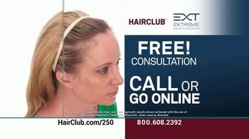 Hair Club EXT Extreme Hair Therapy TV Spot, 'Not Your Fault' Featuring Forrest Griffin - Thumbnail 8