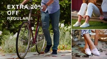 Macy's TV Spot, 'Refresh Your Look: Extra 20% Off'