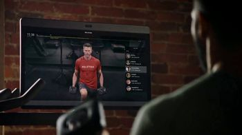 Peloton Bike+ TV Spot, 'All-New' Song by Sofi Tukker - Thumbnail 8