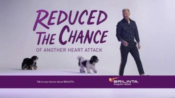 Brilinta TV Spot, 'Everything Changed' Featuring Bob Harper - Thumbnail 4