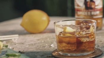 Captain Morgan Sliced Apple TV Spot, 'No Mixer Needed'