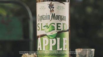 Captain Morgan Sliced Apple TV Spot, 'No Mixer Needed' - Thumbnail 4