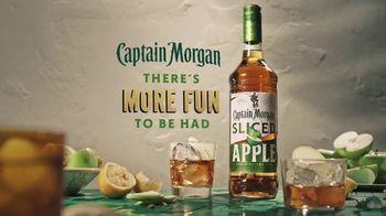 Captain Morgan Sliced Apple TV Spot, 'Bad With Names' - Thumbnail 8
