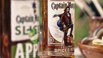 Captain Morgan Sliced Apple TV Spot, 'Bad With Names' - Thumbnail 5