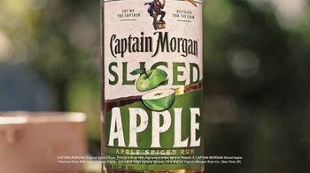 Captain Morgan Sliced Apple TV Spot, 'Bad With Names' - Thumbnail 7