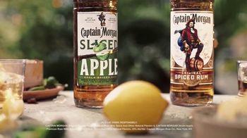 Captain Morgan Sliced Apple TV Spot, 'Bad With Names'