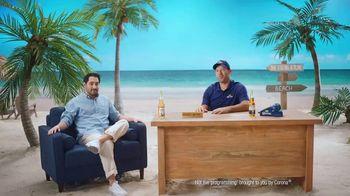 Corona Extra TV Spot, 'Draft Party' Featuring Tony Romo - Thumbnail 1