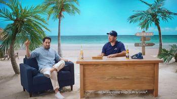 Corona Extra TV Spot, 'Draft Party' Featuring Tony Romo - Thumbnail 2