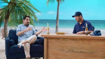 Corona Extra TV Spot, 'Draft Party' Featuring Tony Romo - Thumbnail 5