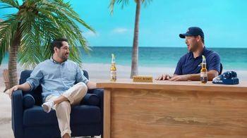Corona Extra TV Spot, 'Draft Party' Featuring Tony Romo - Thumbnail 7
