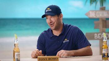 Corona Extra TV Spot, 'Draft Party' Featuring Tony Romo - 499 commercial airings