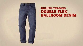 Duluth Trading Company Double Flex Ballroom Denim TV Spot, 'Double Flex' - Thumbnail 7