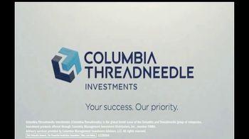 Columbia Threadneedle TV Spot, 'Consistency' - Thumbnail 9