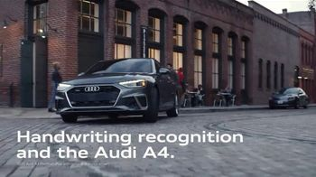 2020 Audi A4 TV Spot, 'Touch and Go' [T2] - Thumbnail 4