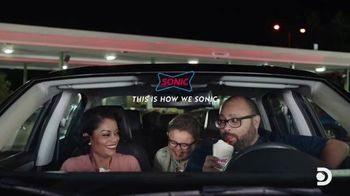 Sonic Drive-In TV Spot, 'Discovery Channel: Motor Minute' - Thumbnail 9