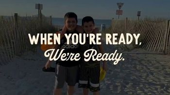 Myrtle Beach Area Convention & Visitors Bureau TV Spot, 'We Belong at the Beach. When You're Ready, We're Ready.' - Thumbnail 7