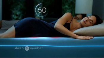 Sleep Number Biggest Sale of the Year TV Spot, 'Final Days: Snoring: Save $1,000' - Thumbnail 4