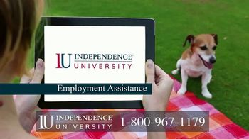 Independence University TV Spot, 'Career Services'