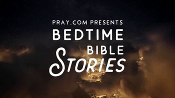 Pray, Inc. TV Spot, 'Bed Time Bible Stories: Preaching and Healing'