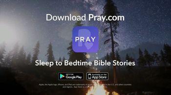 Pray, Inc. TV Spot, 'Bed Time Bible Stories: Preaching and Healing' - Thumbnail 9