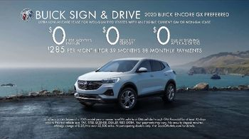 Buick Sign & Drive TV Spot, 'Surprise Dinner Party' Song by Matt and Kim [T2] - Thumbnail 7