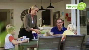 HelloFresh July 4th Flash Sale TV Spot, 'Less Kitchen Chaos' - Thumbnail 7