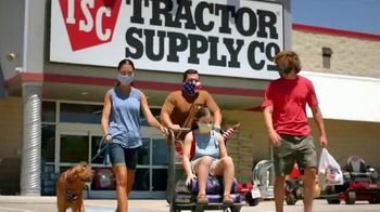 Tractor Supply Co. TV Spot, '4th of July: Show Our Spirit'