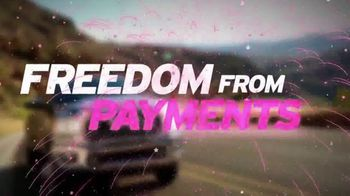 AutoNation July 4th Event TV Spot, 'Freedom From Payments' - Thumbnail 5