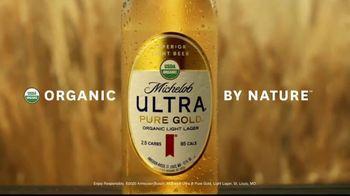 Michelob ULTRA Pure Gold TV Spot, 'The Future' - Thumbnail 7