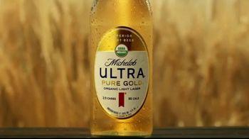 Michelob ULTRA Pure Gold TV Spot, 'The Future' - Thumbnail 6