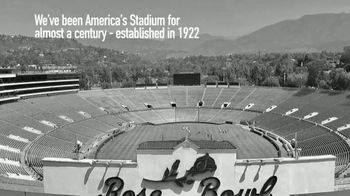 Rose Bowl Legacy Foundation TV Spot, 'America's Stadium Needs America' - Thumbnail 1