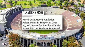Rose Bowl Legacy Foundation TV Spot, 'America's Stadium Needs America' - Thumbnail 3