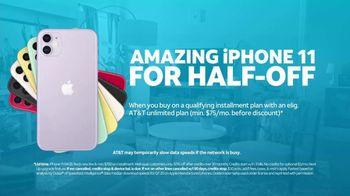 AT&T Wireless TV Spot, 'Helpful Tips: iPhone 11' - Thumbnail 9