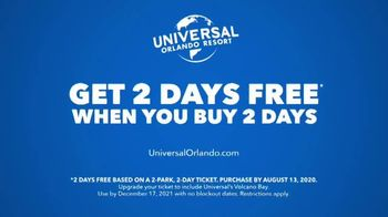 Universal Orlando Resort TV Spot, 'Let's Woah: Two Days Free' - Thumbnail 10