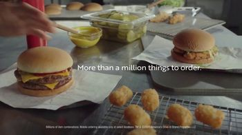 Sonic Drive-In TV Spot, 'A Million Things' - Thumbnail 8
