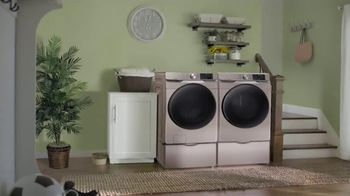 Lowe's TV Spot, 'Celebrate July 4th: Samsung Laundry Pair' - 43 commercial airings