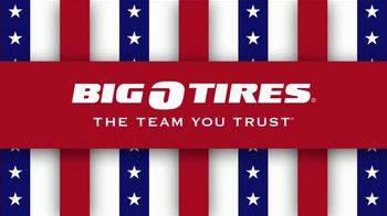 Big O Tires July Fourth Spectacular Savings Event TV Spot, 'Buy Three, Get One Free: Oil Change' - Thumbnail 1
