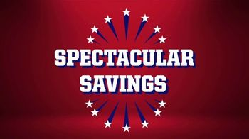 Big O Tires July Fourth Spectacular Savings Event TV Spot, 'Buy Three, Get One Free: Oil Change' - Thumbnail 2